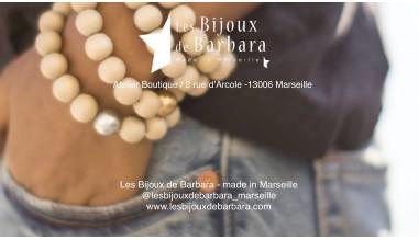 Les Bijours de Barbara - made in Marseille Bijoux créateur