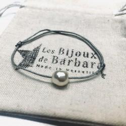 Bracelet cordon PERLA