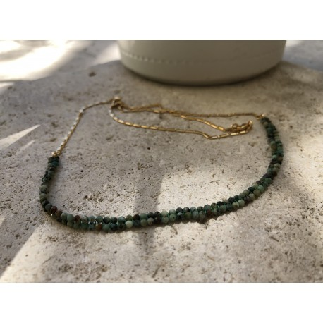 Collier CARAïBE Turquoise