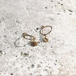 Mini créoles CALANQUES Oursin